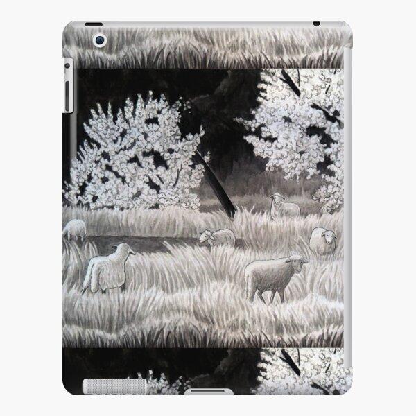 Winter Sheep in Ibiza iPad Snap Case