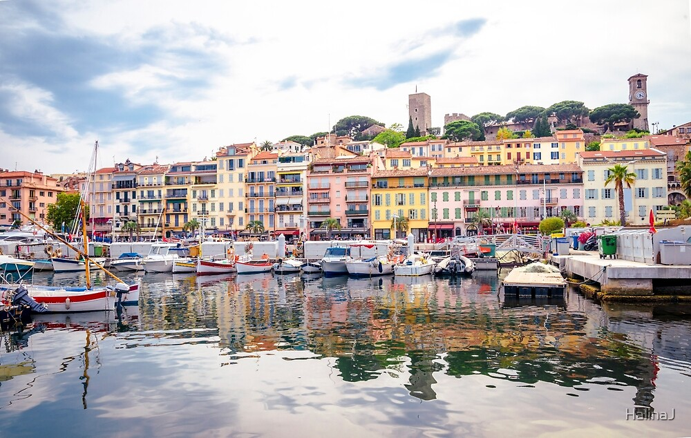 Cannes by HalinaJ