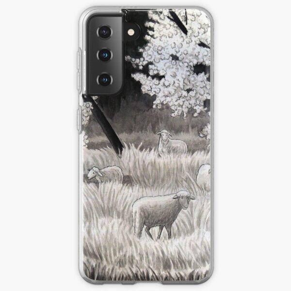 Winter Sheep in Ibiza Samsung Galaxy Soft Case
