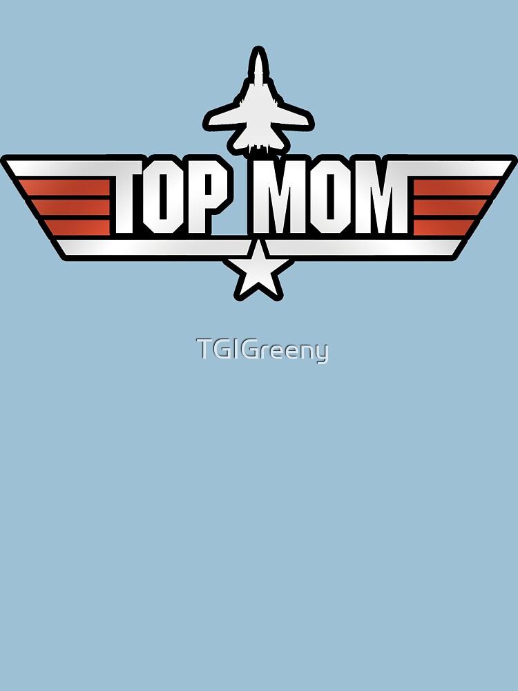 Top Gun style T-Shirt (Top Mom) | Women's T-Shirt