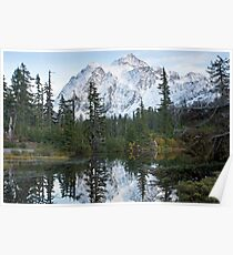 Heather Meadows Serenity Poster