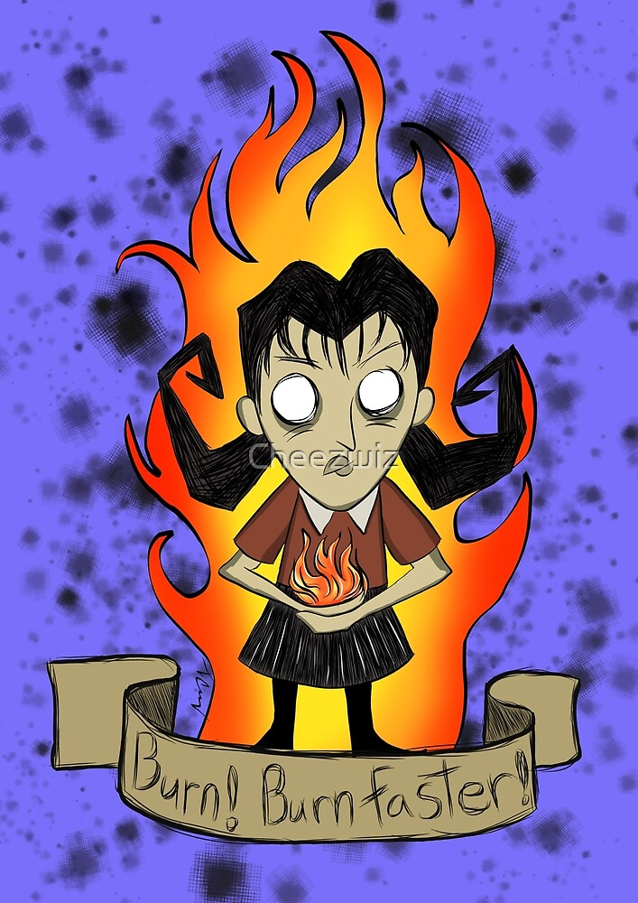 Willow, Don't starve by Cheezwiz