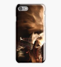 Realistic fire iPhone case design iPhone Case/Skin