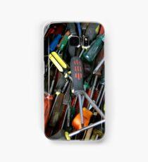 iPhone - SCREWDRIVER Samsung Galaxy Case/Skin