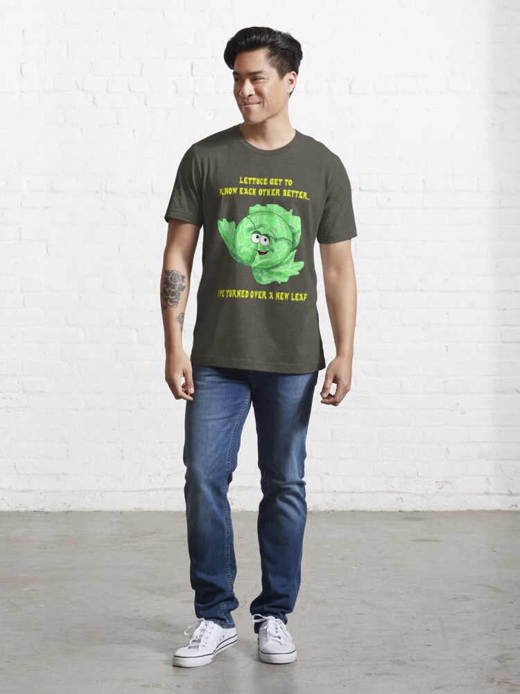 Alternate view of Lettuce Pick Up Lines... Essential T-Shirt