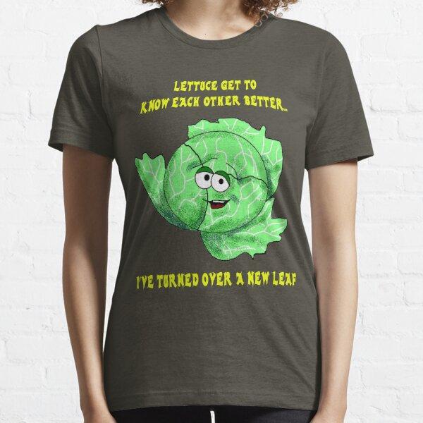 Lettuce Pick Up Lines... Essential T-Shirt