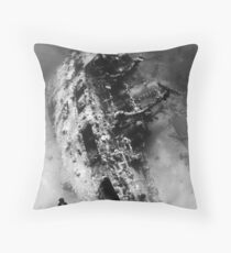 The Wreck Throw Pillow