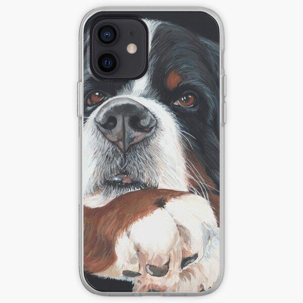 Best In Black iPhone Soft Case