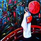 Tokyo Geisha by debzandbex