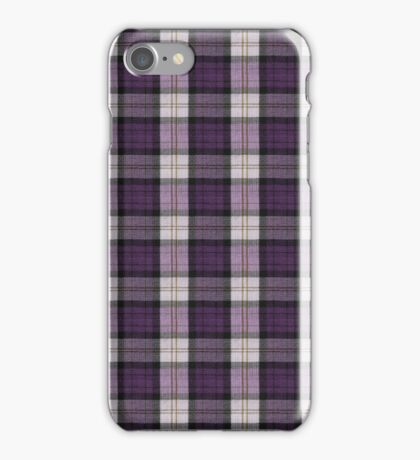 Purple Tartan iPhone Case/Skin