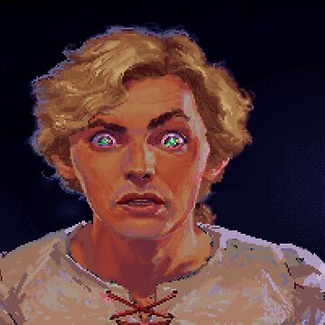 Just Guybrush! (Monkey Island 1) by themasrix