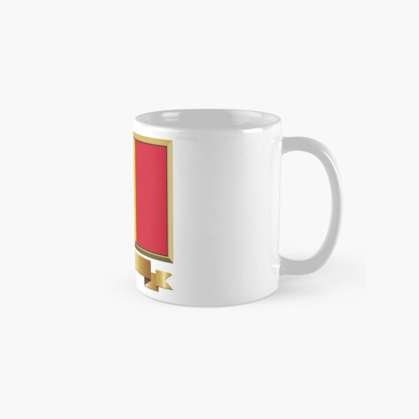 Mali Flag Stickers, Gifts and Products - Named Classic Mug