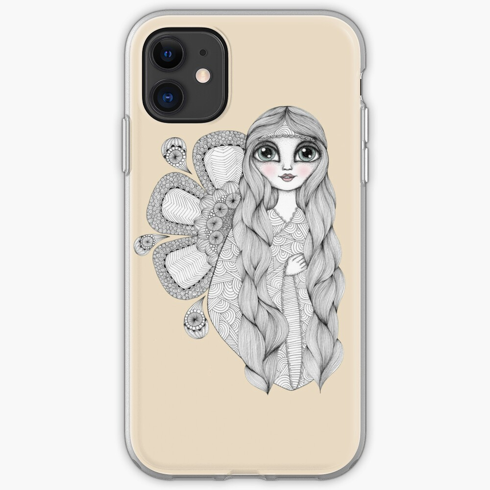 Sunshine Girl iPhone Case & Cover