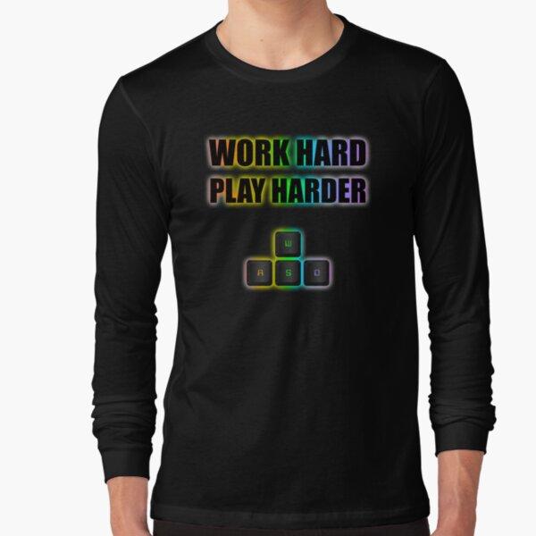 Funny Gift Novelty Geek Gaming PC Keys Nerd Son I Walk With WASD Unisex Hoodie
