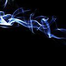 Smoke 1 by Reza G Hassani