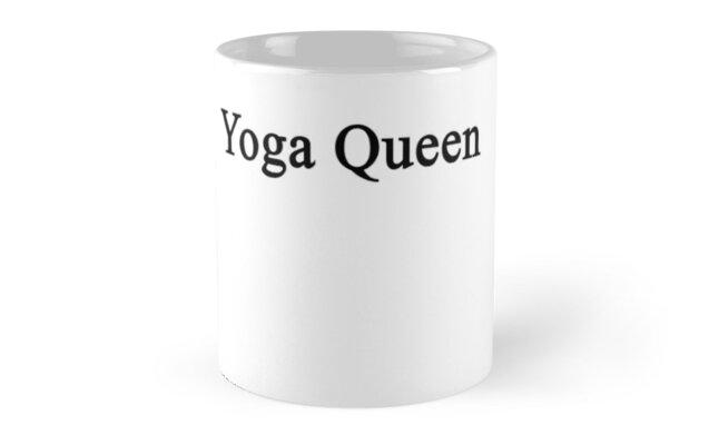 Yoga Queen  by supernova23