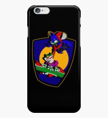 Gnatman vs The Croaker iPhone 6 Case