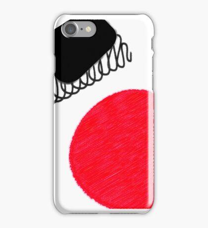 clown, iPhone case. iPhone Case/Skin