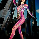 Bodypaint by Tycho's Eye  Photography