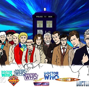 13 Doctors by kerchow