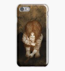 Alone - Sepia iPhone Case/Skin