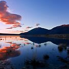 Lenticular Clouds at Sunrise by MattGranz