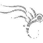Humming bird: white by zmej