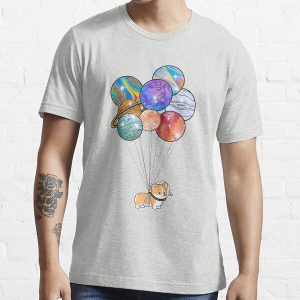 Astronaut Corgi Essential T-Shirt