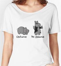 Hip Opotamus Women's Relaxed Fit T-Shirt