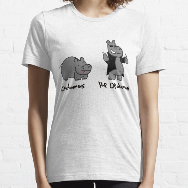 Hip Opotamus Essential T-Shirt