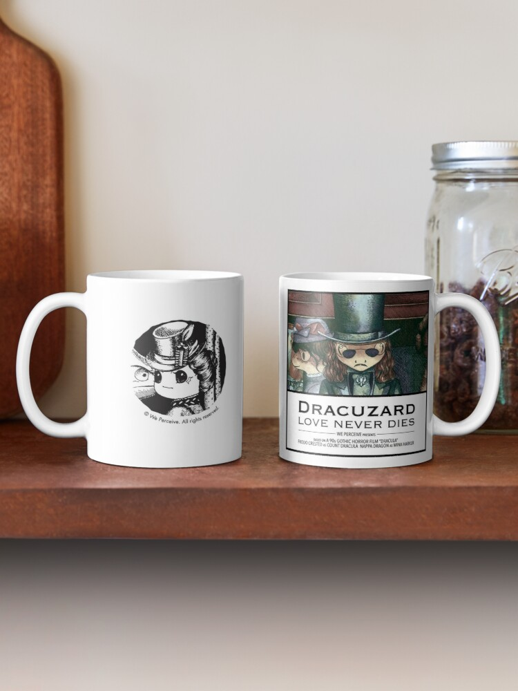 Alternate view of Movie inspired collection - Dracuzard - Count Dracula Mug