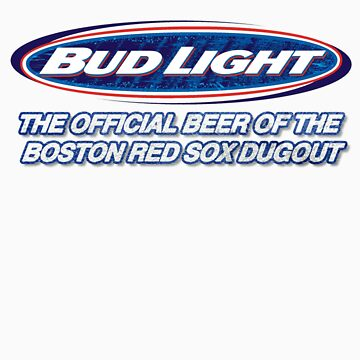 Red Sox Beer by JShockley1