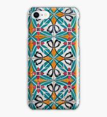 Old tiles iPhone Case/Skin