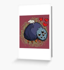 Gloomer, Don't Starve Greeting Card
