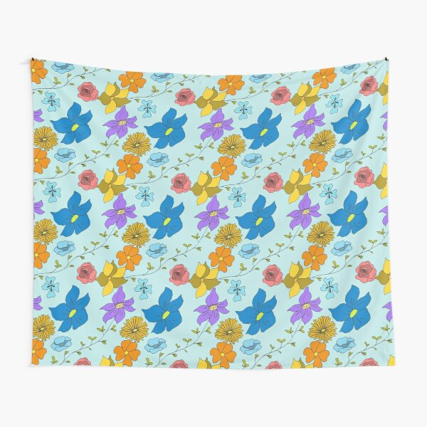 Flowers and flowers Tapestry