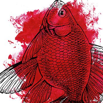 red fish by candygun