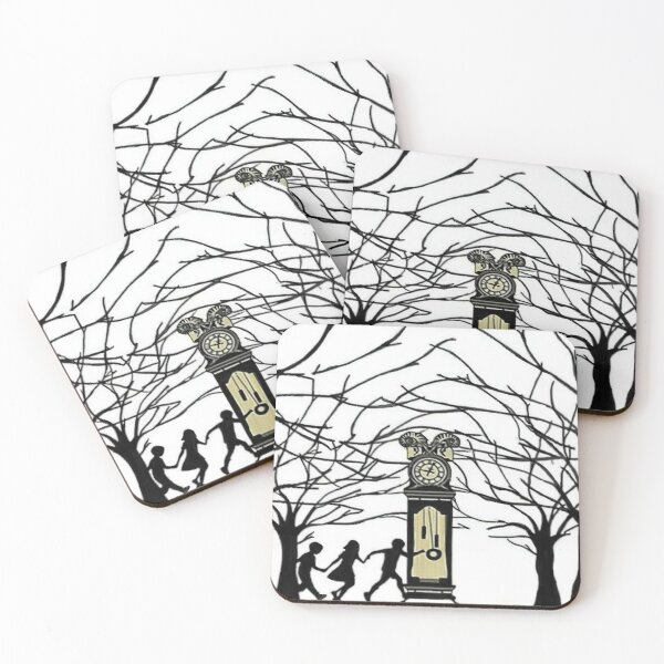 Fillory and Further- The Magicians  Coasters (Set of 4)