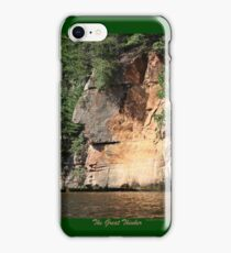 The Great Thinker iPhone Case/Skin