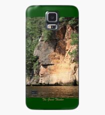 The Great Thinker Case/Skin for Samsung Galaxy