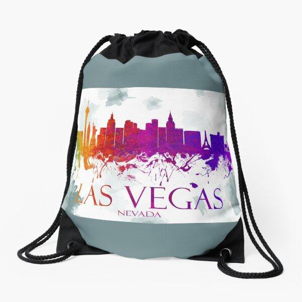 Las Vegas Nevada Skyline - 30 Drawstring Bag
