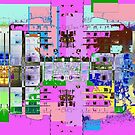 pinky town by H J Field