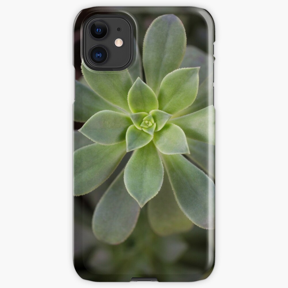 Zen Is Green iPhone Case & Cover