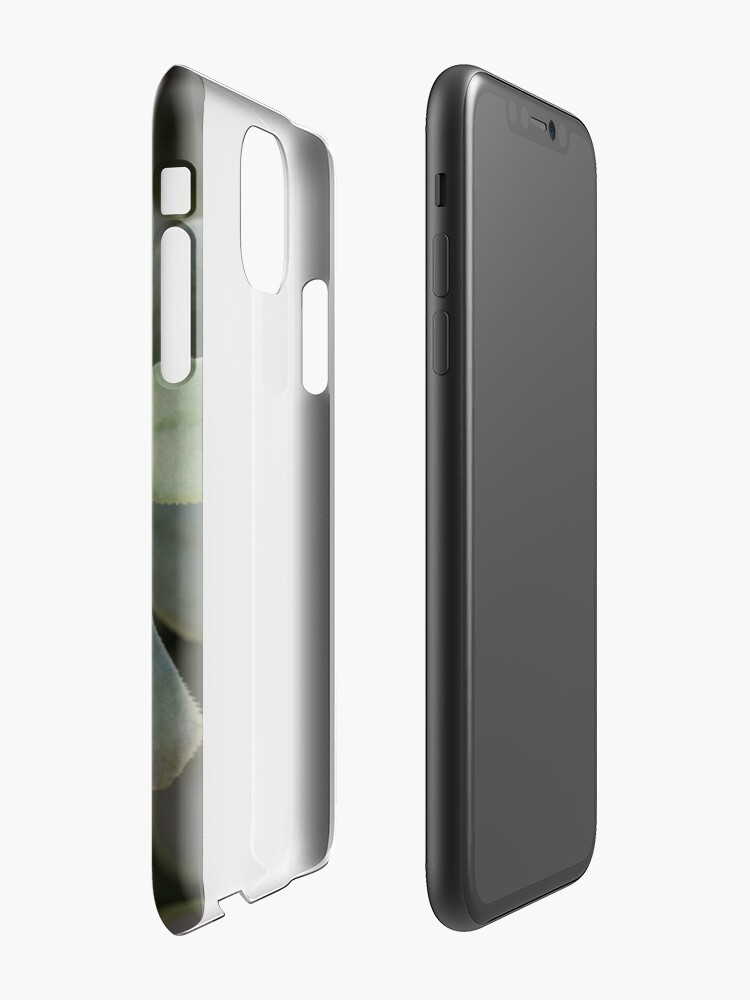 Alternate view of Zen Is Green iPhone Case & Cover