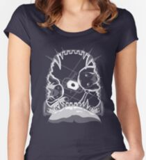 Canines Women's Fitted Scoop T-Shirt