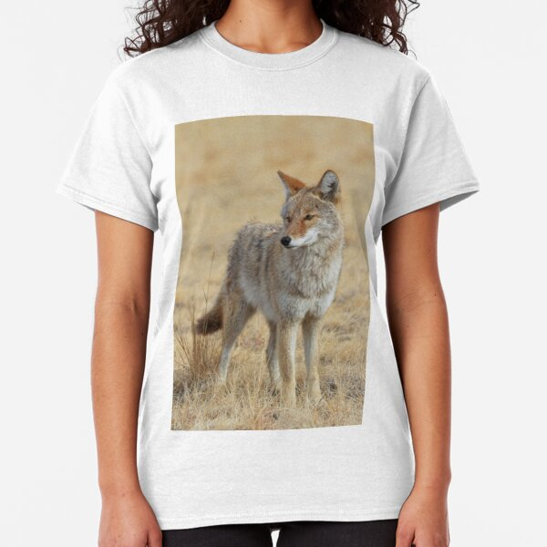 Wild Coyote Classic T-Shirt