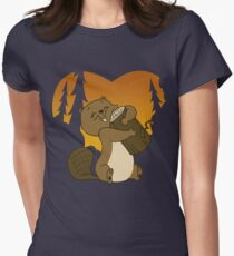 Treehugger Women's Fitted T-Shirt