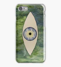 Sea Monster Eye iPhone Case/Skin