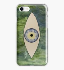 Sea Monster Eye iPhone Case/Skin