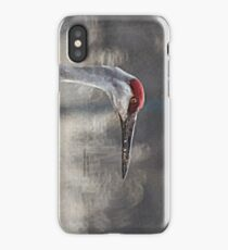 Crane Head iPhone Case