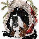 Ruff Winter by Liane Weyers